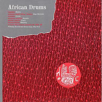 African & afro-amerikanischer Drums - Schlagzeug African & afro-amerikanischer [CD] USA import