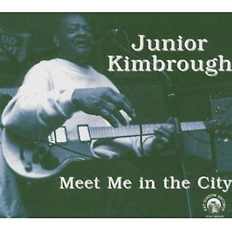 Junior Kimbrough - Meet Me in the City [CD] USA import
