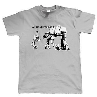 Io sono tuo padre, Mens Funny T Shirt