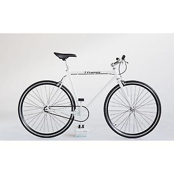 Ology Green And White Bicycle Fixie (Outdoor , Sport)