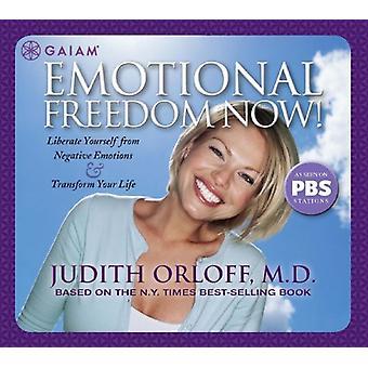 Judith Orloff - følelsesmæssig frihed nu [CD] USA import