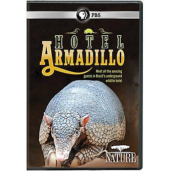 Nature: Hotel Armadillo [DVD] USA import