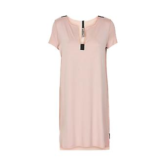 Henriette Steffensen sporty knee-length women's leisure dress in nude
