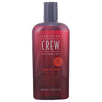 American Crew Daily Shampoo 450ml (Woman , Hair Care , Shampoos)