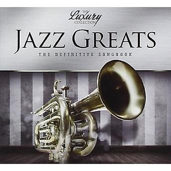 Luxury Collection-Jazz Greats - Luxury Collection-Jazz Greats [CD] USA import