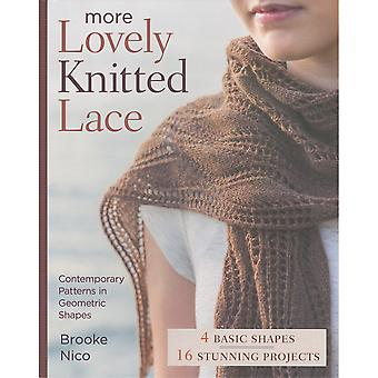 Lark Books-More Lovely Knitted Lace LB-09183