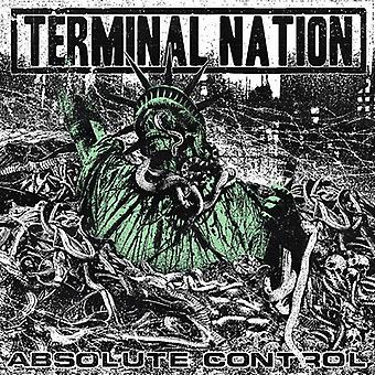 Terminal Nation - absolut kontrol [Vinyl] USA importerer