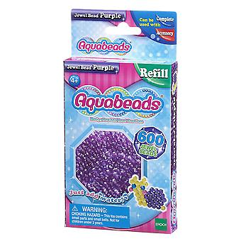 Aquabeads juvel perle Pack - lilla