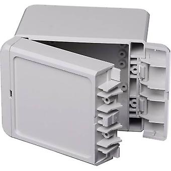 Wall-mount enclosure, Build-in casing 80 x 113 x 90 Polycarbonate (PC)