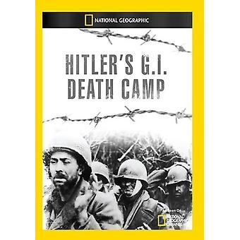 Import USA Hitlers G.I. Camp de la mort [DVD]