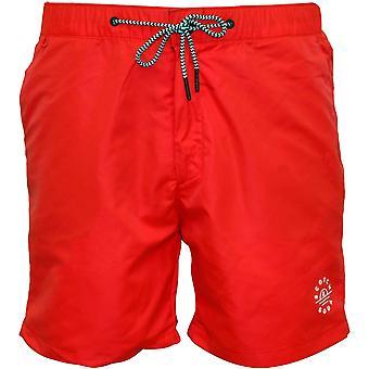 Scotch & Soda Classic Swim Shorts, Coral