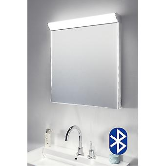 Draco Bluetooth Audio Light Bathroom Mirror & Demister/Sensor k475aud