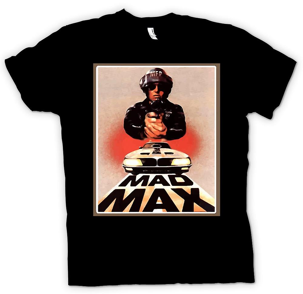 Mens T-shirt - Mad Max - Mel Gibson