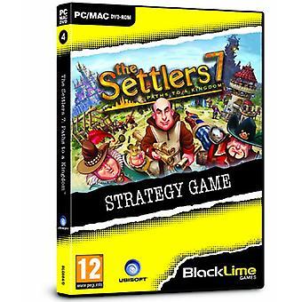 Die Siedler 7 Wege zu einem Königreich (PC-DVD)