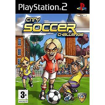 City Soccer uitdaging (PS2)