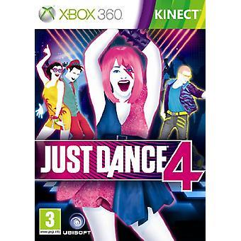 Bare danse 4 - Kinect kræves (Xbox 360)