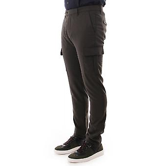 Ted Baker Mens Zakery Long Slim Fit Utility Trousers
