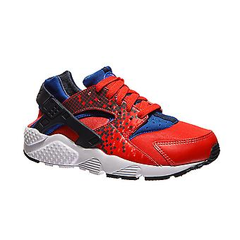 NIKE Huarache run print kids sneaker Red