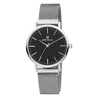 ORPHELIA Unisex Analogue Watch Unico Silver Stainless steel OR52701