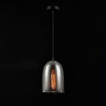 Maytoni Lighting Bergen LOFT Pendant, Smoky