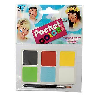 Pocket colors