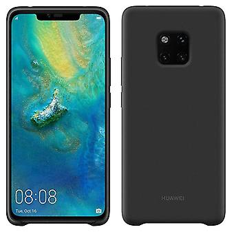 Huawei car case cover black shell cover for mate 20 Pro bag silicone case