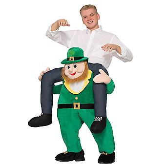Bnov Piggy Back Leprechaun Costume