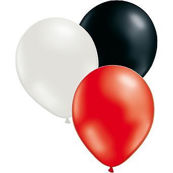 Ballons mélangent 24-pack 3 couleurs