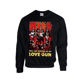 Kiss - Love Gun Sweatshirt