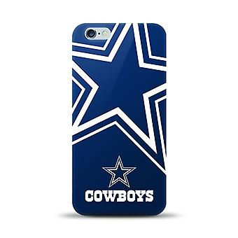 Mizco Sports NFL Oversized TPU Case for Apple iPhone 6/6S Plus (Dallas Cowboys)