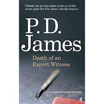 Death of an Expert Witness (Main) by P. D. James - 9780571253395 Book