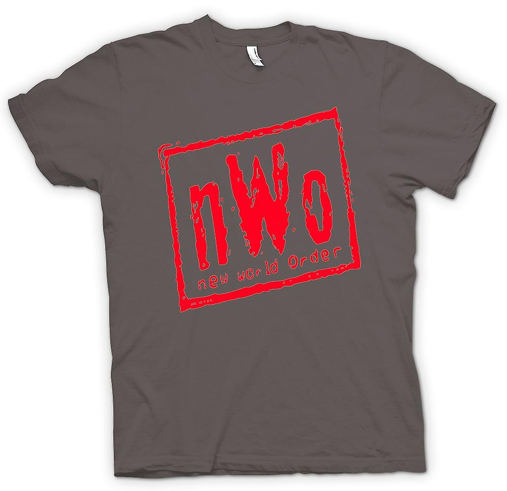 Womens T-shirt-NWO New World Order