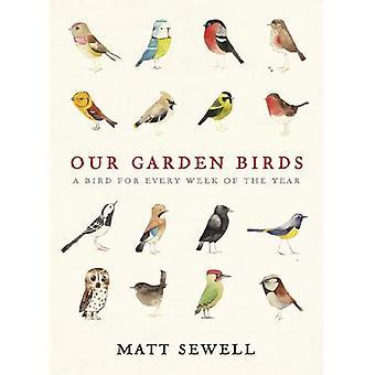 Unsere Garten-Vögel