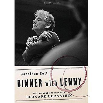 Abendessen mit Lenny: das letzte lange Interview mit Leonard Bernstein