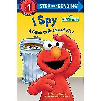 Sesst-jeg spion # (trinn i lese - nivå 1 - kvalitet)