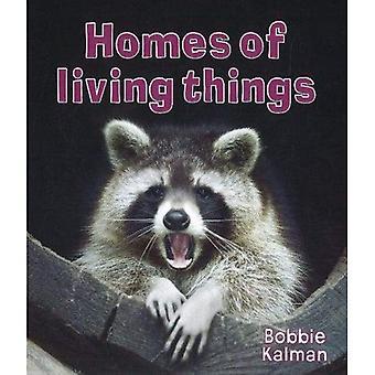 Huizen van levende wezens