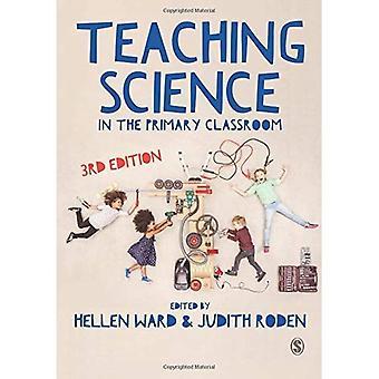Enseignement des sciences à l'école primaire