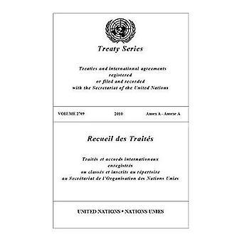 Fördragssamling 2709