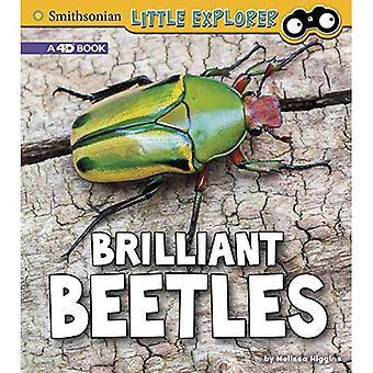 Brilliant Beetles: A 4D Book (Little Entomologist 4D)