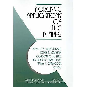 Kriminaltekniska tillämpningar av MMPI2 av Kent State University