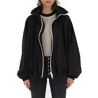 Givenchy Black Polyester Outerwear Jacket