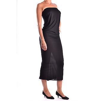 جيفنشي أسود فستان فسكوز