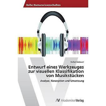 Entwurf Eines Werkzeuges Zur Visuellen Klassifikation Von Musikstucken by Gabauer Stefan