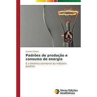 Padres de produo e consumo de energia by Alampi Evandro