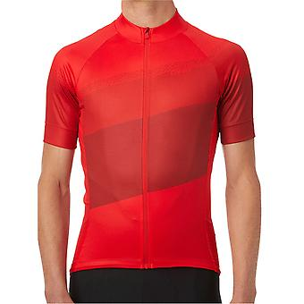 Giro Bright Red Terrace 2019 Chrono Short Sleeved MTB Jersey