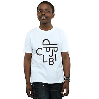 Jaco Hadrien garçons tapez T-Shirt visage