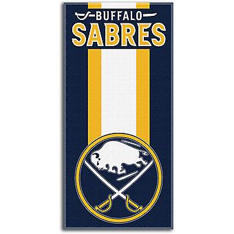 Northwest NHL beach towel ZONE Buffalo Sabres 76x152cm