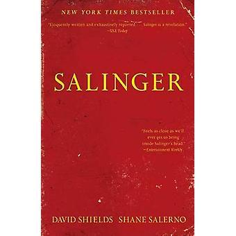 Salinger by David Shields - Shane Salerno - 9781476744858 Book