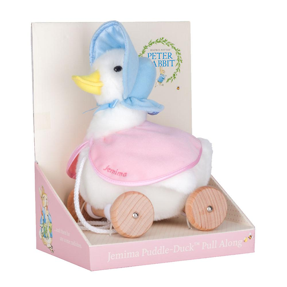 Beatrix Potter Pull Along Toy Jemima Puddle Duck