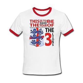 England Euro 2012 Unser Jahr T-Shirt